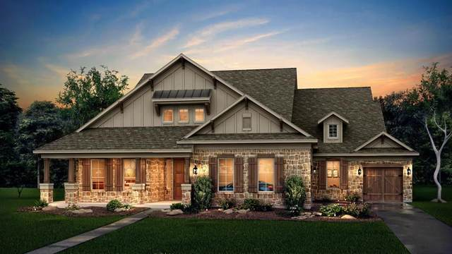 1821 Wynne Avenue, Prosper, TX 75078 (MLS #14627261) :: Real Estate By Design