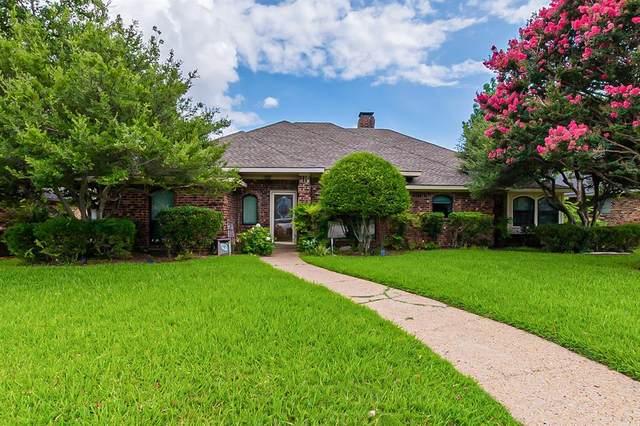 2524 Piedra Drive, Plano, TX 75023 (MLS #14627283) :: Wood Real Estate Group