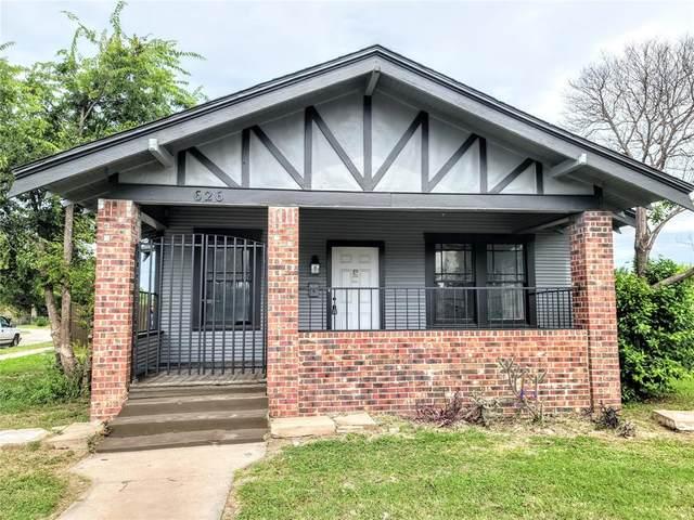 626 Grape Street, Abilene, TX 79601 (MLS #14627289) :: Real Estate By Design
