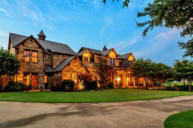 1325 Appaloosa Circle, Bartonville, TX 76226 (MLS #14627326) :: Real Estate By Design