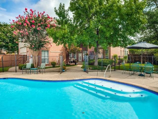 5604 Kingston Court, Richardson, TX 75082 (MLS #14627334) :: The Hornburg Real Estate Group