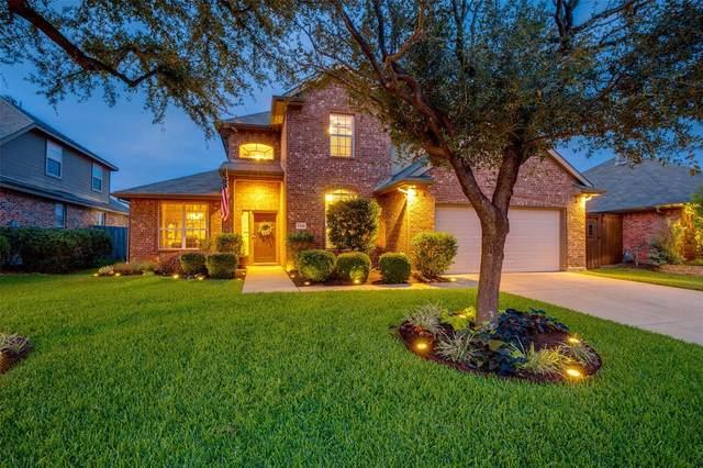 7114 Bickers Drive, Rowlett, TX 75089 (MLS #14627336) :: The Daniel Team