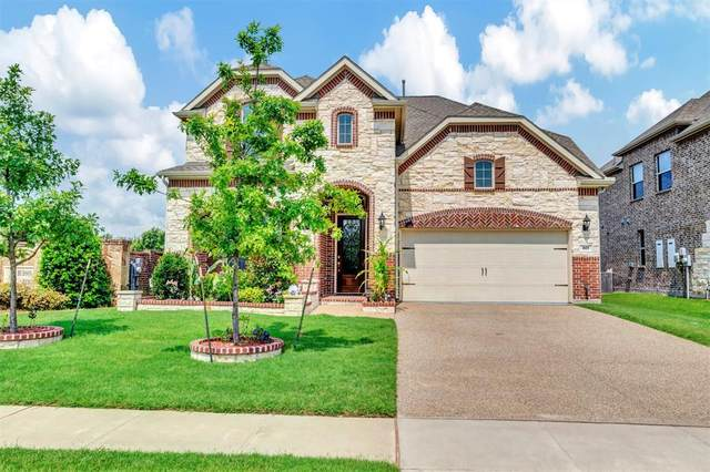 801 Feathering Way, Plano, TX 75074 (MLS #14627347) :: Real Estate By Design