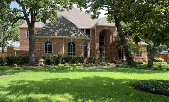 608 Llano Court, Southlake, TX 76092 (MLS #14627359) :: Real Estate By Design
