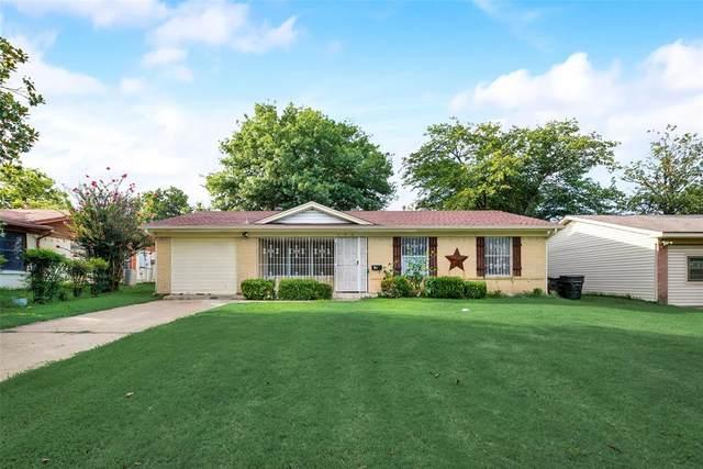 725 Jadewood Drive, Dallas, TX 75232 (MLS #14627365) :: Real Estate By Design