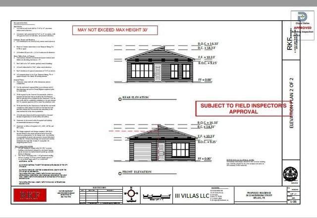 3615 Mcbroom Street, Dallas, TX 75212 (MLS #14627377) :: Real Estate By Design
