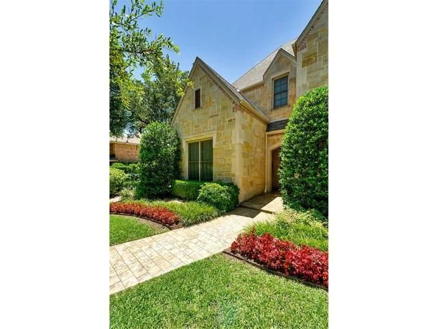 5429 El Campo Avenue, Fort Worth, TX 76107 (MLS #14627389) :: Real Estate By Design