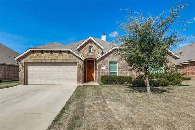 1164 Sapphire Lane, Burleson, TX 76058 (MLS #14627396) :: The Mauelshagen Group