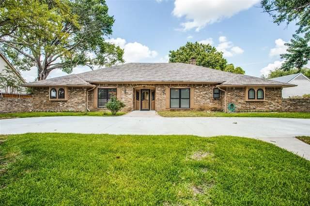 6607 Harvest Glen Drive, Dallas, TX 75248 (MLS #14627424) :: 1st Choice Realty