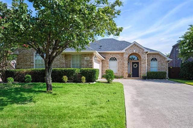 605 Cedarwood Drive, Keller, TX 76248 (MLS #14627431) :: Maegan Brest | Keller Williams Realty