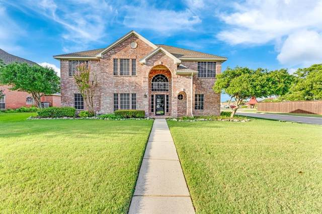 800 Sycamore Creek Road, Allen, TX 75002 (MLS #14627434) :: Wood Real Estate Group