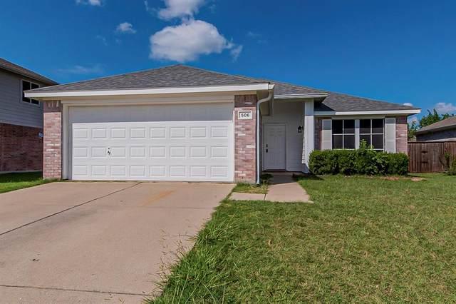 506 Robinwood Drive, Wylie, TX 75098 (MLS #14627441) :: Wood Real Estate Group