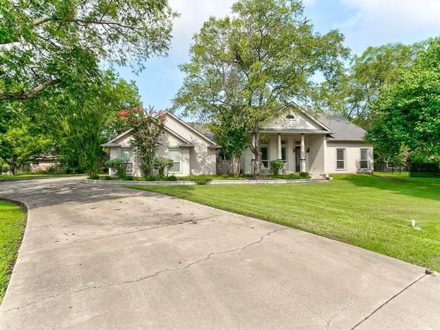 6308 Kenilworth Court, Granbury, TX 76049 (MLS #14627456) :: Maegan Brest | Keller Williams Realty