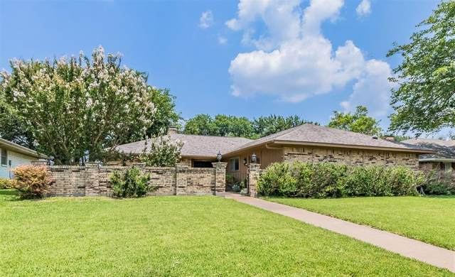 1807 Columbia Drive, Richardson, TX 75081 (MLS #14627465) :: The Mauelshagen Group