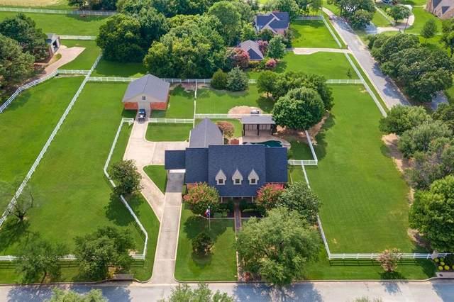 6504 Cutter Ridge Court, Colleyville, TX 76034 (MLS #14627471) :: Real Estate By Design