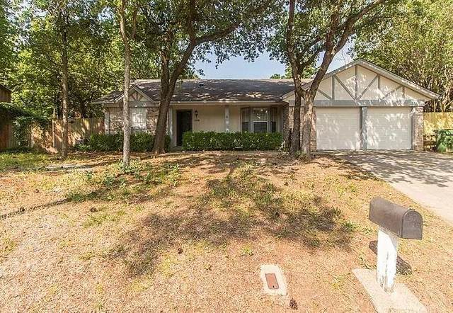 2806 Colleen Drive, Arlington, TX 76016 (MLS #14627496) :: Wood Real Estate Group