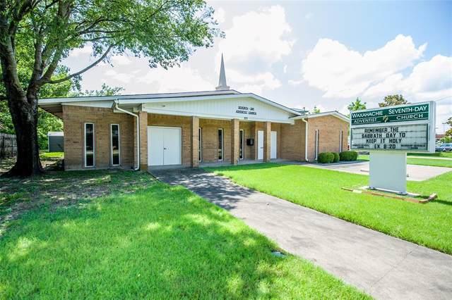323 Kirksey Street, Waxahachie, TX 75165 (MLS #14627497) :: All Cities USA Realty