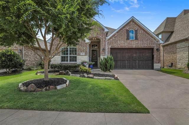 2833 Piersall Drive, Mckinney, TX 75072 (MLS #14627508) :: The Chad Smith Team