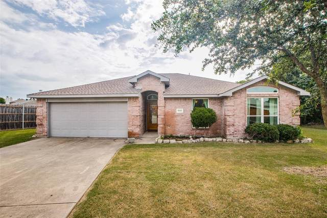 1023 Hall Drive, Wylie, TX 75098 (MLS #14627510) :: Real Estate By Design