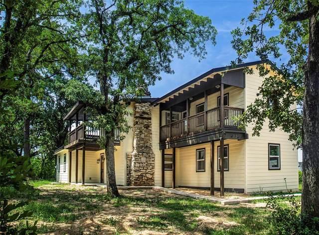 313 W Mistletoe Drive, Kennedale, TX 76060 (MLS #14627518) :: Real Estate By Design