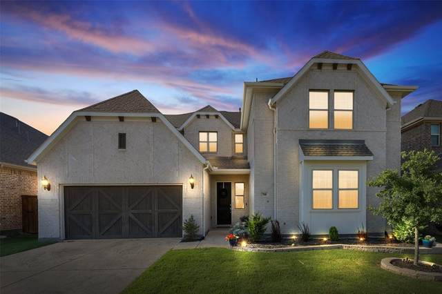 708 Lawndale Street, Celina, TX 75009 (MLS #14627523) :: The Chad Smith Team