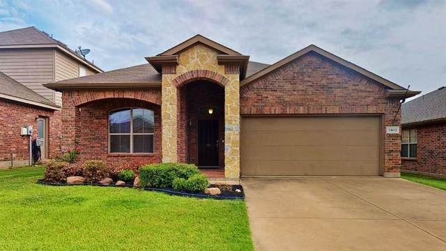 1413 Elkford Lane, Fort Worth, TX 76247 (MLS #14627528) :: The Daniel Team
