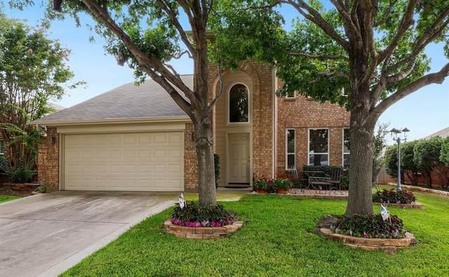 8508 Hawks Nest Drive, Fort Worth, TX 76131 (MLS #14627542) :: The Krissy Mireles Team