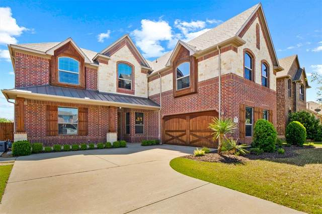 1636 Bradford Grove Trail, Keller, TX 76248 (MLS #14627548) :: Rafter H Realty