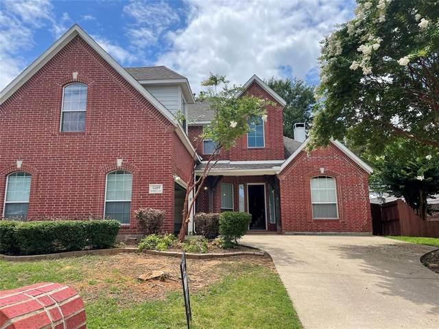 4109 Marbella Drive, Flower Mound, TX 75022 (MLS #14627549) :: Wood Real Estate Group