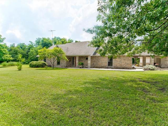 2001 Sunset Court, Weatherford, TX 76088 (MLS #14627551) :: The Kimberly Davis Group
