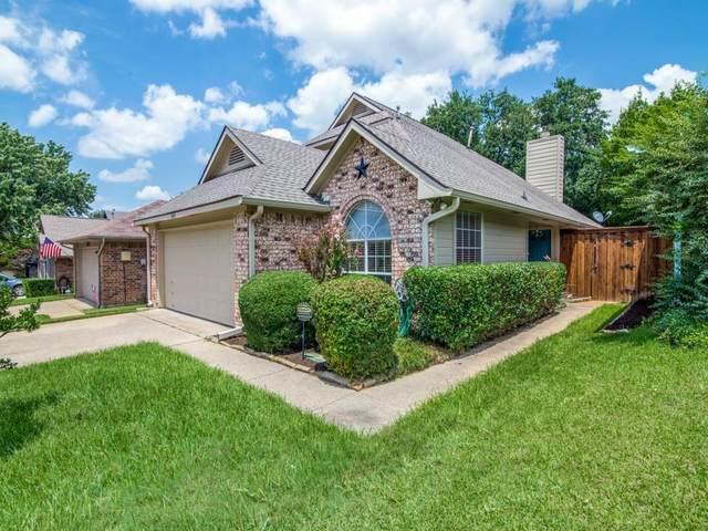 5018 Grand Villa Lane, Garland, TX 75044 (MLS #14627560) :: The Mauelshagen Group