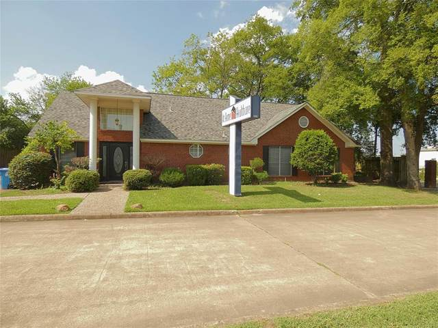 806 N Jefferson, Mount Pleasant, TX 75455 (MLS #14627564) :: The Kimberly Davis Group