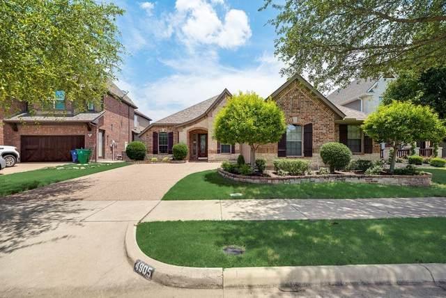 4905 Atworth Lane, Mckinney, TX 75070 (MLS #14627576) :: The Chad Smith Team