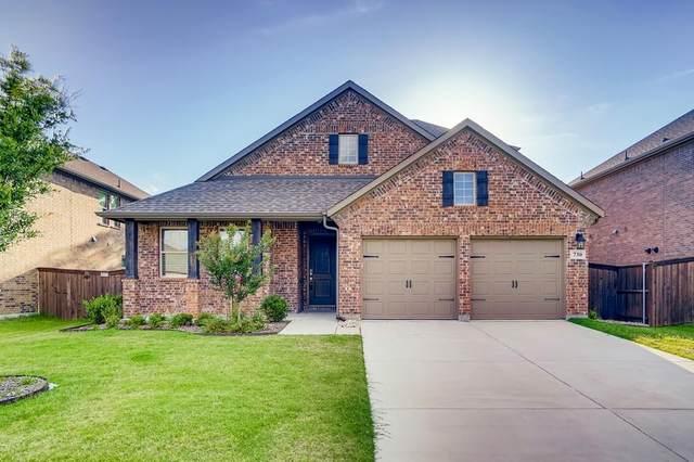 730 Red Fox Drive, Prosper, TX 75078 (MLS #14627586) :: Wood Real Estate Group