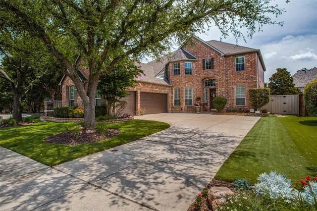 901 Niblick Court, Mckinney, TX 75072 (MLS #14627596) :: The Rhodes Team