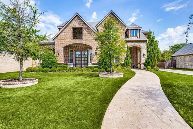 6648 Fairway Drive, Westworth Village, TX 76114 (MLS #14627601) :: Real Estate By Design