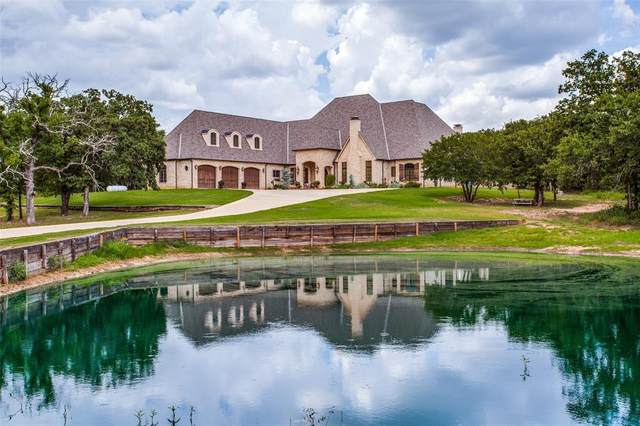 454 County Road 1596, Alvord, TX 76225 (MLS #14627605) :: The Chad Smith Team