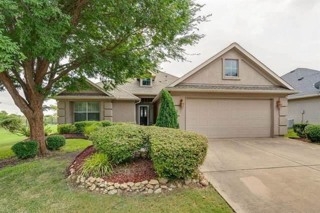 9501 Applewood Trail, Denton, TX 76207 (MLS #14627618) :: The Mauelshagen Group