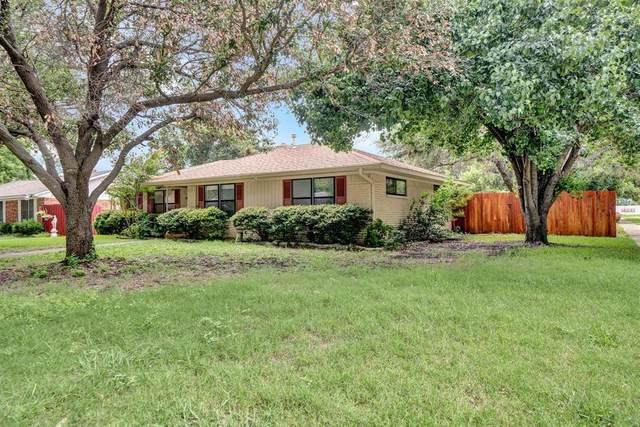 437 Summit Drive, Richardson, TX 75081 (MLS #14627639) :: Rafter H Realty
