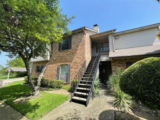 2835 Keller Springs Road #103, Carrollton, TX 75006 (MLS #14627654) :: Real Estate By Design