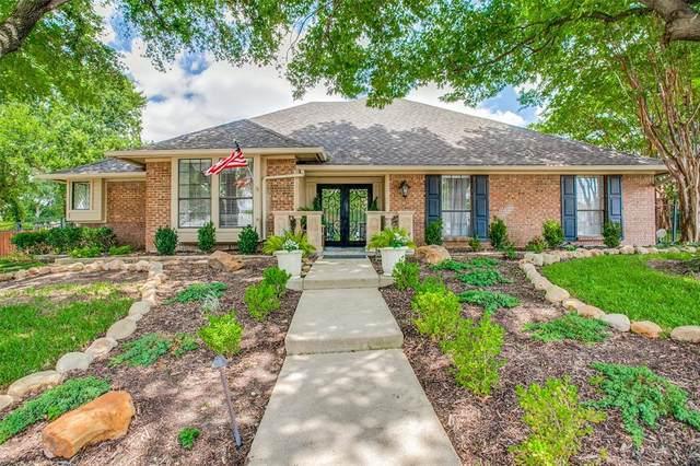 2701 Shadow Drive W, Arlington, TX 76006 (MLS #14627656) :: Real Estate By Design