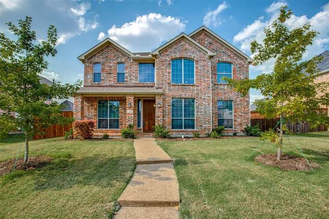 1156 Marquette Drive, Frisco, TX 75033 (MLS #14627661) :: 1st Choice Realty