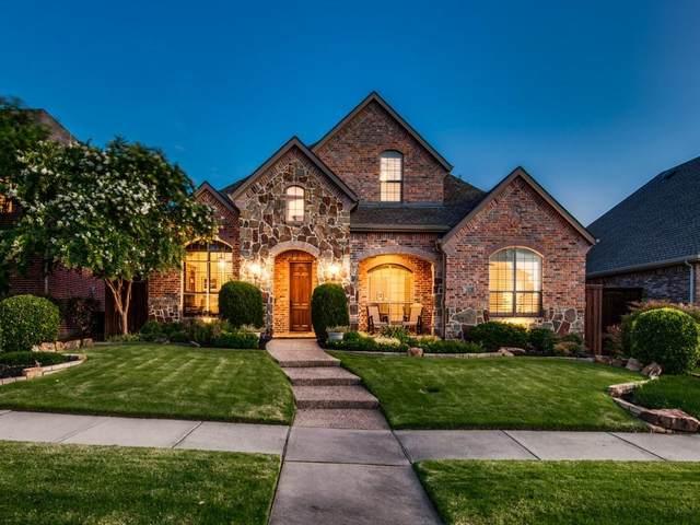 2428 Hardrock Castle Drive, Lewisville, TX 75056 (MLS #14627662) :: Real Estate By Design