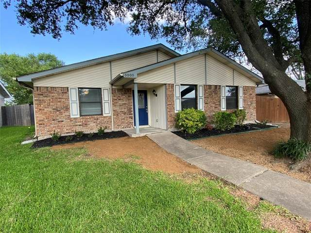 5905 Cedar Lane, Rowlett, TX 75089 (MLS #14627701) :: The Krissy Mireles Team