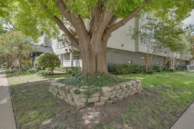 4104 N Hall Street #102, Dallas, TX 75219 (MLS #14627702) :: The Chad Smith Team