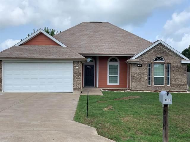 1668 Meadowview Street, Athens, TX 75752 (MLS #14627707) :: Wood Real Estate Group