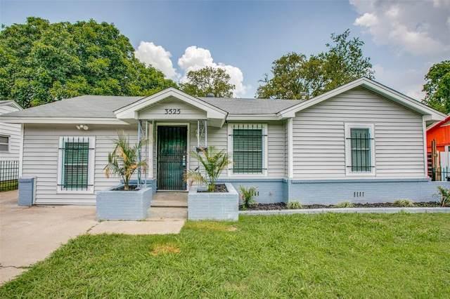 3525 Kellis Street, Fort Worth, TX 76119 (MLS #14627713) :: Real Estate By Design