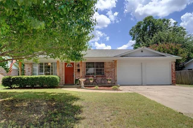 217 Straw Road, Saginaw, TX 76179 (MLS #14627726) :: The Mauelshagen Group