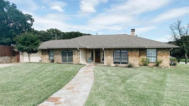 3403 Sunset Oaks Street, Dalworthington Gardens, TX 76016 (MLS #14627731) :: Real Estate By Design