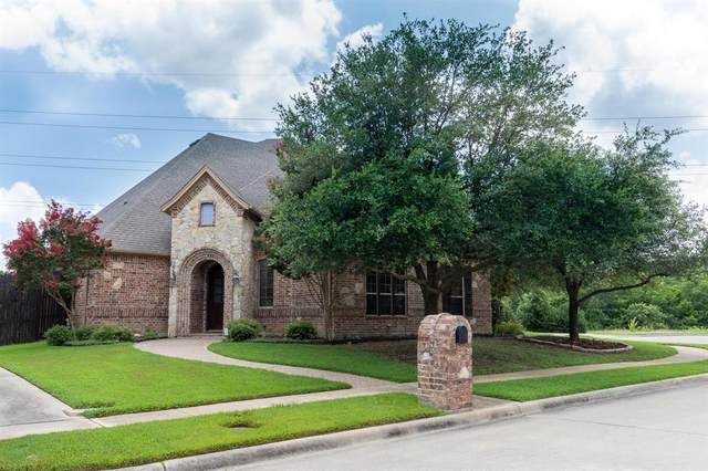 8300 Southridge Court, North Richland Hills, TX 76182 (MLS #14627733) :: The Mitchell Group
